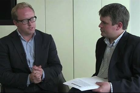 Ben Wood: managing director for iProspect talks to Media Week's Mark Banham