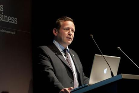 Communications minister Ed Vaizey: local DAB rollout planned