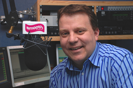 Andy Carter: appointed managing director of Smooth Radio