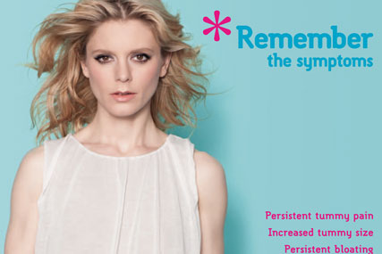Emilia Fox: fronting campaign for Ovarium Cancer Action