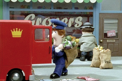 Specsavers: Postman Pat-themed