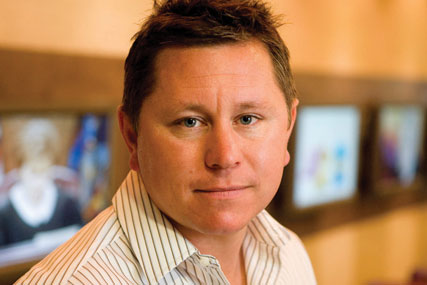 ITVs head of online revenue, Gary Cole
