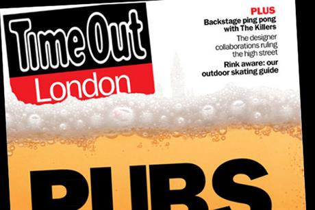 Time Out: secures GSK deal