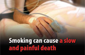 Stop smoking shock images