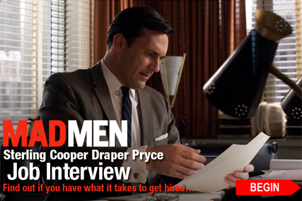Mad Men season 4 kicks off a wave on the web
