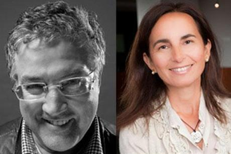 Keith Rose and Maria Luisa Francoli Plaza: Cannes Lions judges