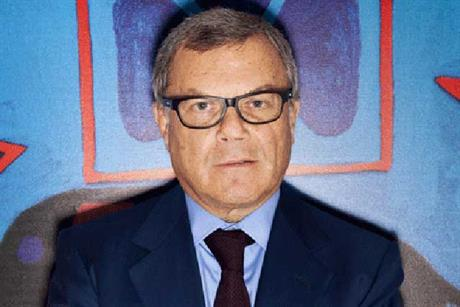Sir Martin Sorrell: 'losing something still gets to me'
