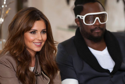Cheryl Cole and Will.i.am: X Factor hosts pick their top three singers