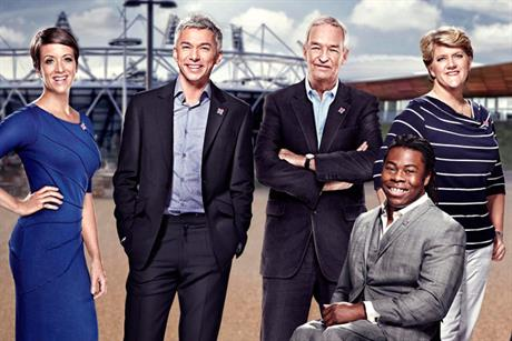 C4: Paralympic Games presenters