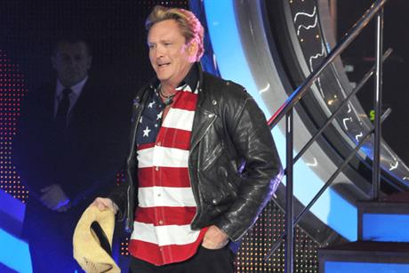 Celebrity Big Brother: Hollywood star Michael Madsen