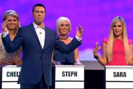 Take Me Out: attracted 4.6 million viewers to ITV1 on Saturday night
