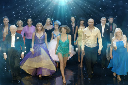 BBC One 'Strictly Come Dancing' by RKCR/Y&R