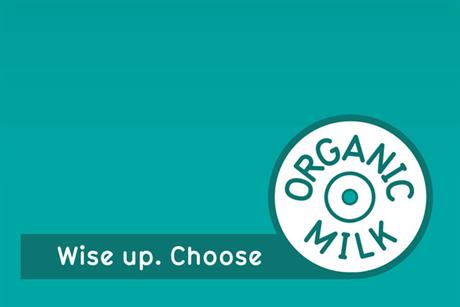 Organic Milk Suppliers 'wise up: choose organic milk' by Zone