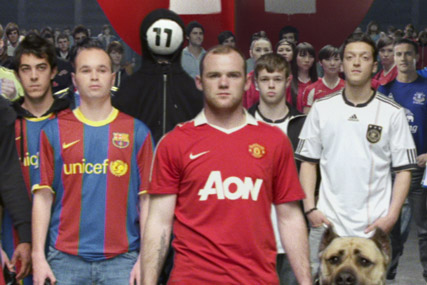 EA Sports 'Fifa 11' by Wieden+Kennedy Amsterdam