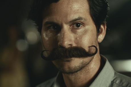 Heineken Light 'handlebar moustache' by Wieden & Kennedy New York