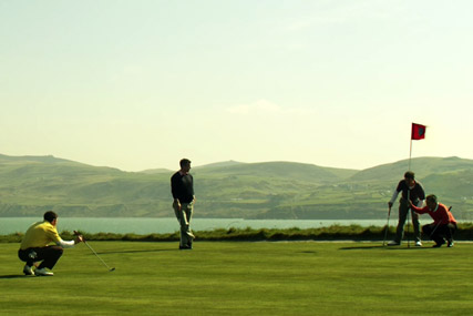 Welsh Assembly Government 'our first Ryder Cup' by Wieden + Kennedy London