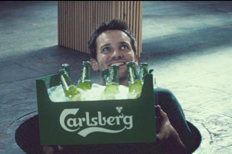 Carlsberg 'the crate escape' by Fold7