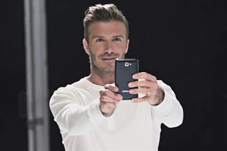 Samsung 'Beckham plays Beethoven' by Cheil USA