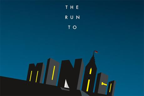 The Run To Global 'the run to Monaco' by WCRS