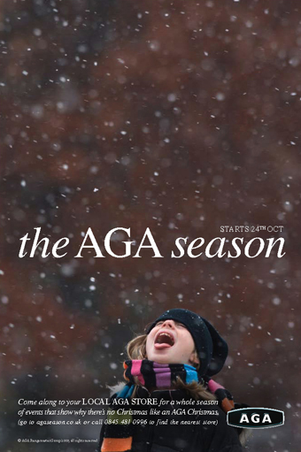 AGA 'christmas' by Ogilvy Advertising