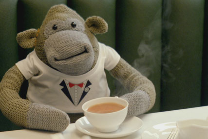 PG Tips 'when Al met Monkey' by Mother