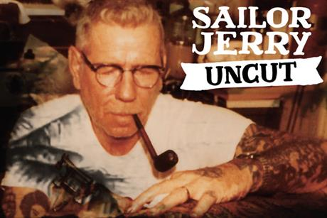 Sailor Jerry 'where eagles dare' by Quaker City Mercantile