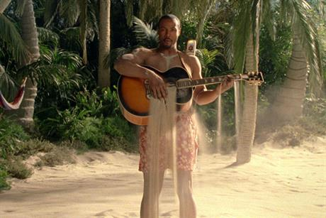 Old Spice Fiji by Wieden & Kennedy