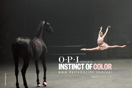 OPI 'the instinct of colour' by TBWA\Paris