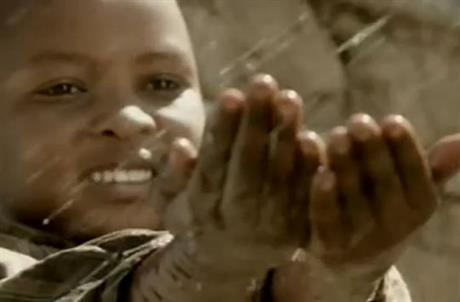 ActionAid 'child sponsorship' by OgilvyOne London