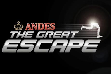 Andes Beer 'the great escape' by Del Campo Nazca Saatchi & Saatchi