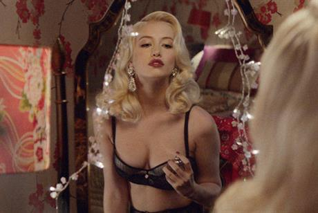 Debenhams 'Christmas made fabulous' by JWT London