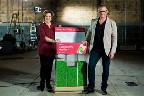 Waitrose 'giving more this Christmas' by BBH