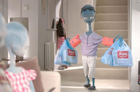 Argos 'summer campaign' by CHI & Partners