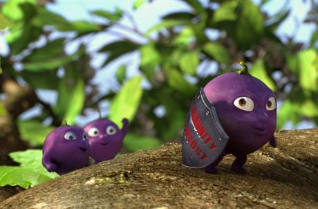 Ribena 'Ribena Plus' by M&C Saatchi
