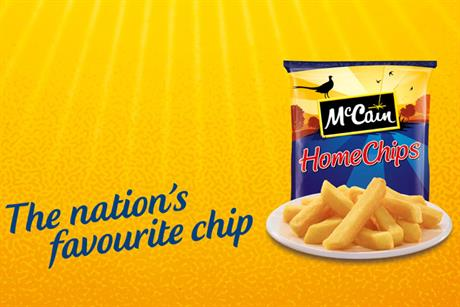 McCain 'chips tonight' by BMB