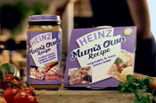 Heinz Mum's Own Recipe 'passed around' by McCann Erickson