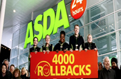 Asda 'rollbacks' by Fallon