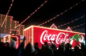 Coca-Cola 'christmas on the Coke side of life' by Mother