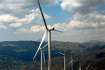 Zorlu Energy Group's 135MW wind farm was the first to receive EBRD funding