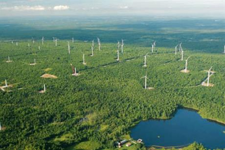 Former owners of Noble Altona Windpark in upstate New York are using the lull in devleopments to embark on financial deals to buy and sell project leases