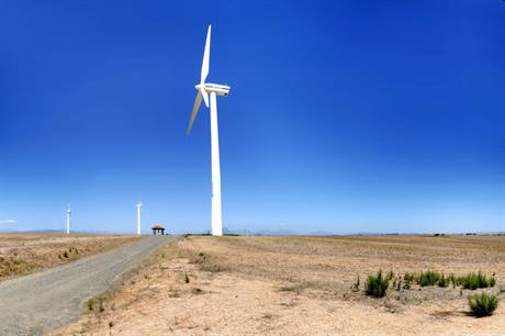 South Africa is making progress in developing more wind (photo:Warrenski)