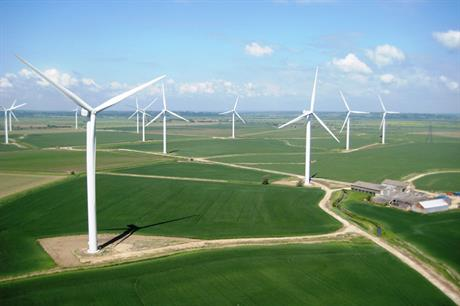 Law changes introduce more hurdlesto building onshore wind farms in England