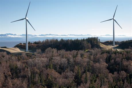 Fire Island… The 17.6MW development in Alaska in the largest tribal project online