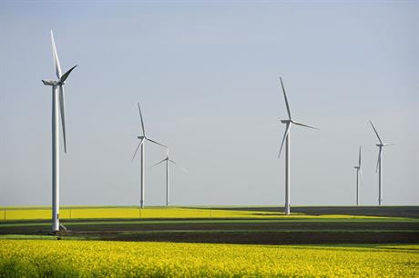 Romania has been one of the star wind power regions in eastern Europe (pic:GE)
