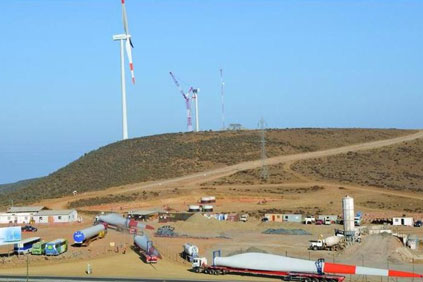 Vestas in Chile: Manufacturers turbines still turn across the country, but it pulls out of ownership