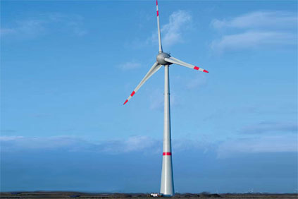 Enercon's E-126 with a power rating of 7.5MW