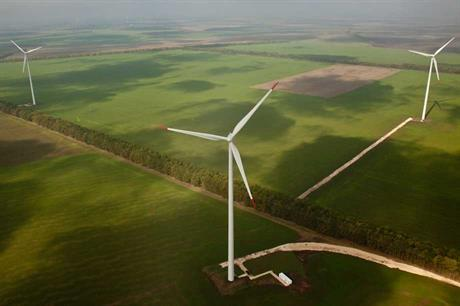 Enel's 21MW Shabla wind farm in Bulgaria