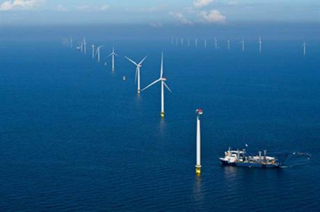 Nexans previously completed the cabling work on Anholt offshore wind farm