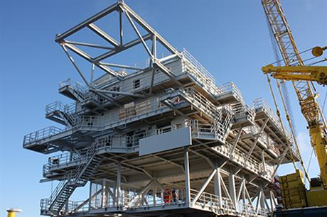 Semco Maritime and Bladt Industries wins substation contract from RWE