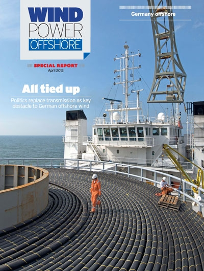 Special Report - Germany offshore - All tied up